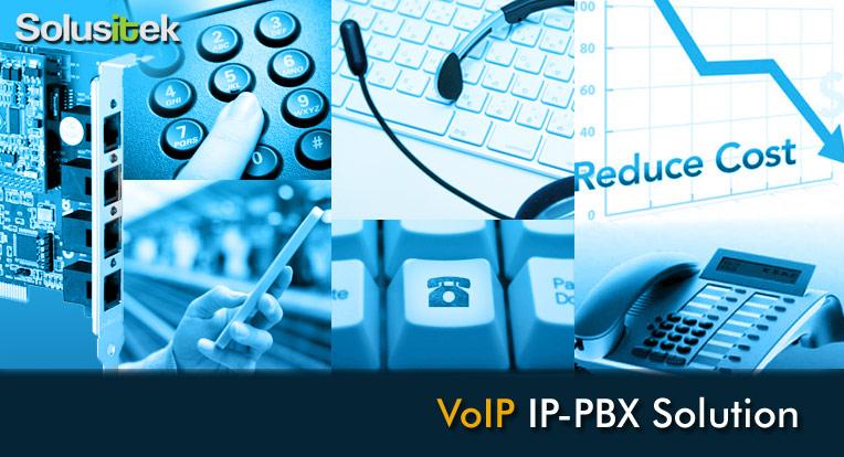 VoIP IP PBX Solution